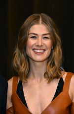 ROSAMUND PIKE at A Private War Screening in London 12/12/2018