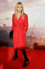 ROSANNA ARQUETTE at Holy Lands Premiere in Paris 12/04/2018