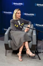 SAOIRSE RONAN at SiriusXM Studios in New York 12/17/2018