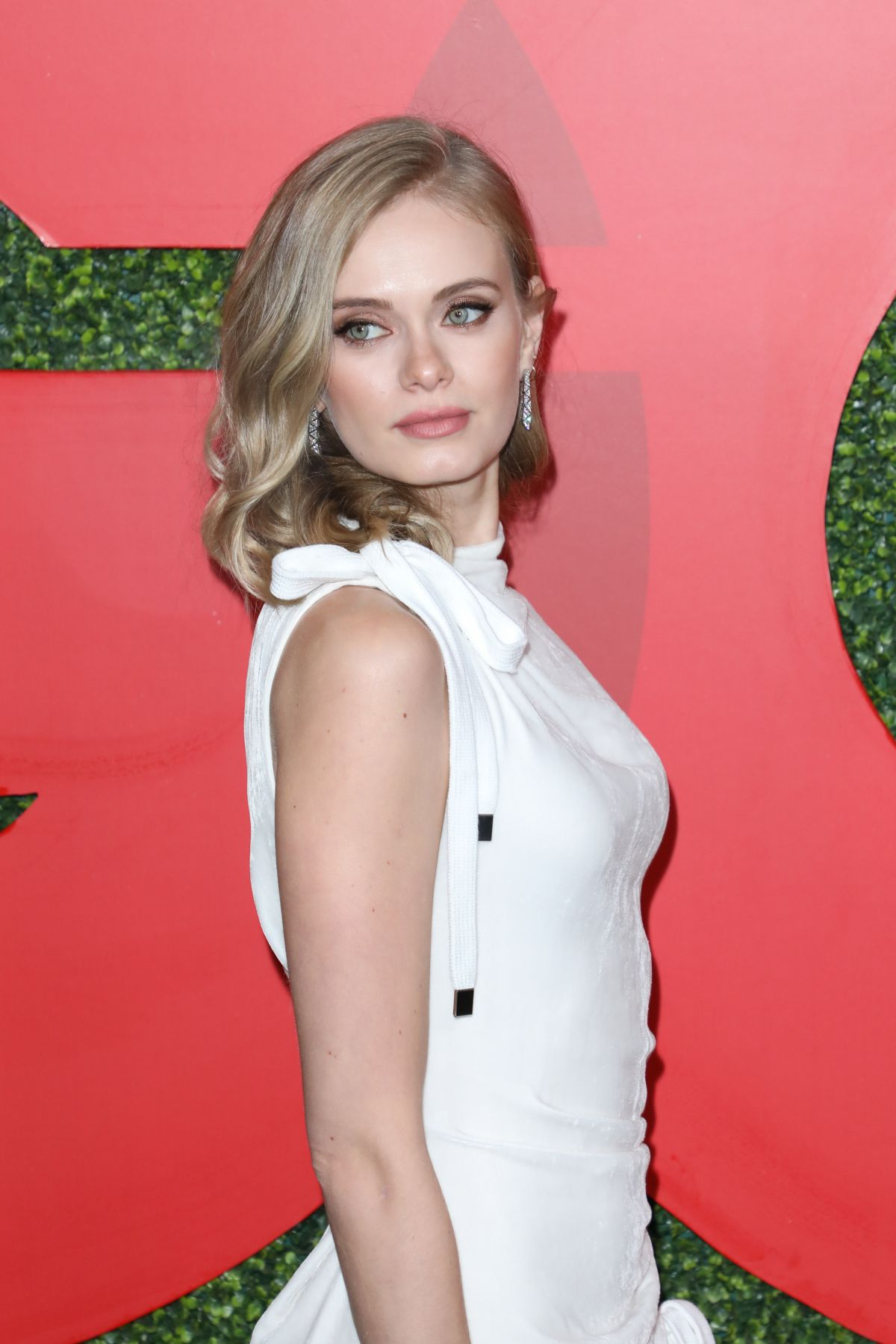 SARA PAXTON at GQ Men of the Year Party in Beverly Hills 12/06/2018