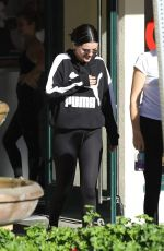 SELENA GOMEZ Out in Hollywood 12/27/2018
