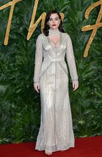 SHARLI HOWARD at British Fashion Awards in London 12/10/2018