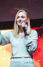 SOPHIE TURNER at Comic-con Experience at Sao Paulo Expo 12/07/2018