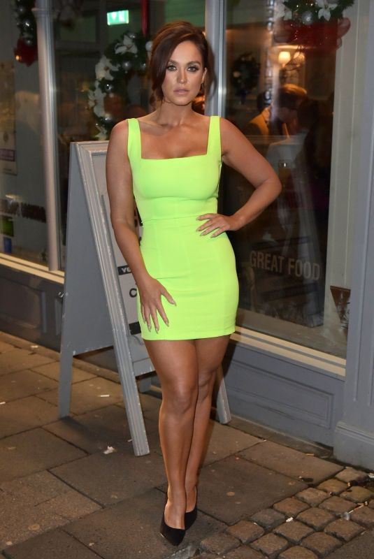 VICKY PATTISON Night Out in Newcastle 12/22/2018