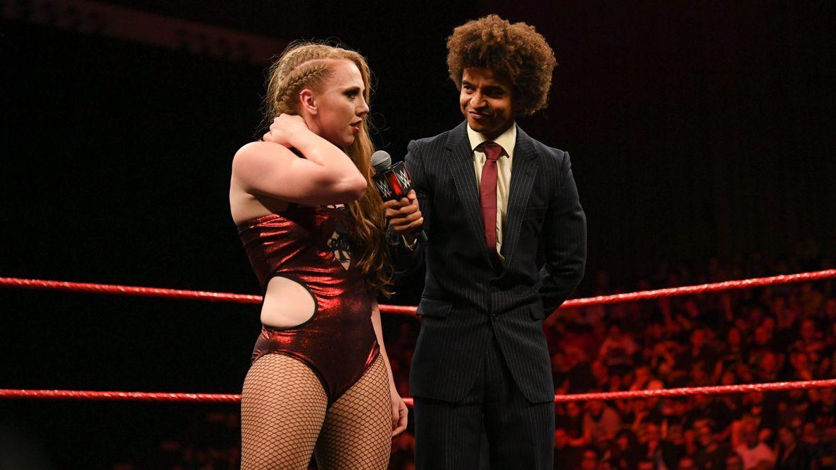 WWE – NXTUK Digitals 12/12/2018