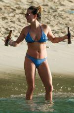 ZARA HOLLAND in Bikini at a Beach in Barbados 12/08/2018