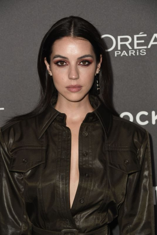 ADELAIDE KANE at Entertainment Weekly Pre-sag Party in Los Angeles 01/26/2019