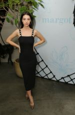 ADELAIDE KANE at Margot Los Angeles Rooftop Restaurant Opening 01/17/2019