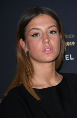 ADELE EXARCHOPOULOS at Cesar - Revelations 2019 in Paris 01/14/2019