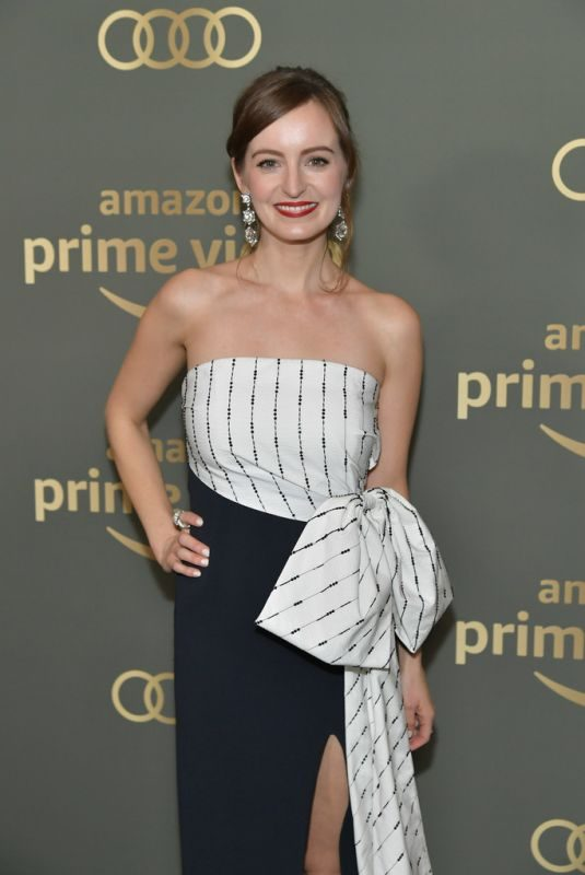 AHNA O'REILLY at Amazon Prime Video Golden Globe Awards After Party in Beverly Hills 01/06/2019