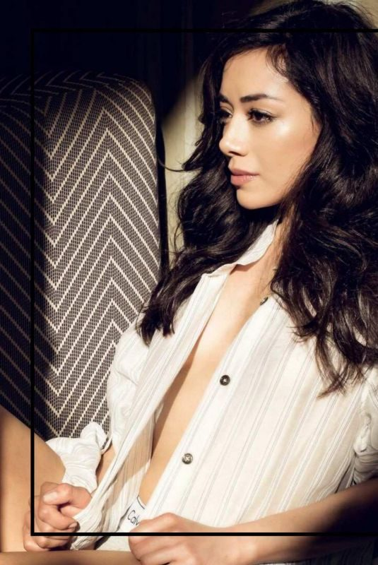 AIMEE GARCIA for Saturne Magazine, November/December 2018