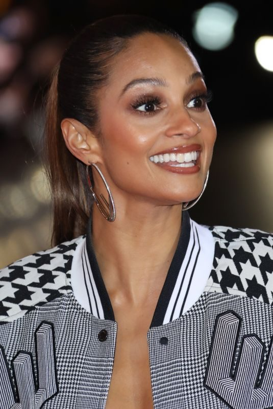 ALESHA DIXON at Britain's Got Talent Auditions in London 01/20/2019