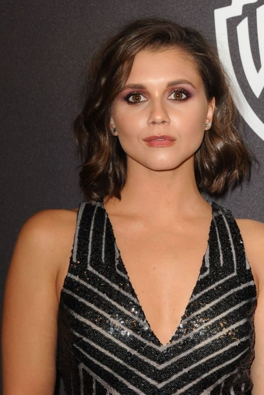 ALEXANDRA CHANDO at Instyle and Warner Bros Golden Globe Awards Afterparty in Beverly Hills 01/06/2019