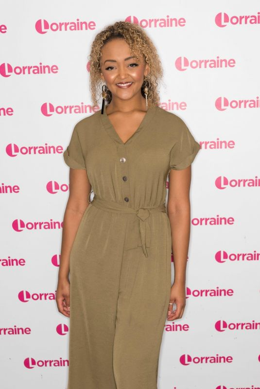 ALEXANDRA MARDELL at Lorraine Show in London 01/17/2019