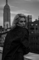 ALINE WEBER for Elle Magazine, Serbia January 2019