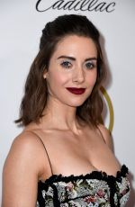 ALISON BRIE at 2019 Producers Guild Awards in Beverly Hills 01/19/2019