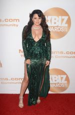 ALIX LOVELL at 2019 Xbiz Awards in Los Angeles 01/17/2019