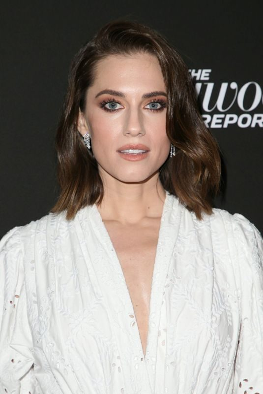 ALLISON WILLIAMS at Sean Penn J/P HRO Gala in Los Angeles 01/05/2019