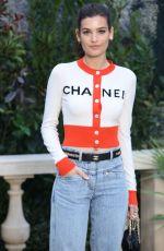 ALMA JODOROWSKY at Chanel Fashion Show in Paris 01/22/2019