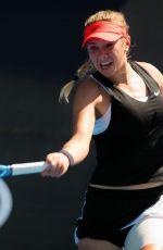 AMANDA ANISIMOVA at 2019 Australian Open at Melbourne Park 01/14/2019