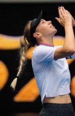 AMANDA ANISIMOVA at 2019 Australian Open at Melbourne Park 01/18/2019