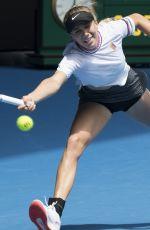 AMANDA ANISIMOVA at 2019 Australian Open at Melbourne Park 01/20/2019