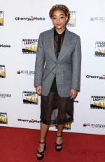 AMANDLA STENBERG at Los Angeles Online Film Critics Society Award 01/09/2019