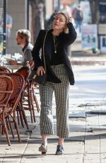 AMBER HEARD Out and About in Los Feliz 01/07/2019