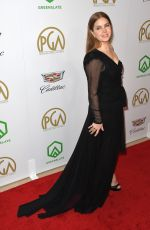 AMY ADAMS at 2019 Producers Guild Awards in Beverly Hills 01/19/2019