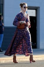 AMY ADAMS Out and About in Beverly Hills 01/25/2019