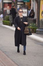 AMY ADAMS Out and About in Los Angeles 01/18/2019
