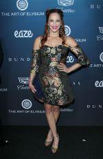 AMY PAFFRATH at Art of Elysium's 12th Annual Celebration in Los Angeles 01/05/2019