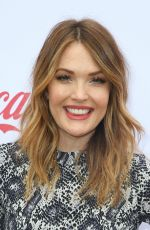 AMY PURDY at Gold Meets Golden Brunch in Beverly Hills 01/05/2019