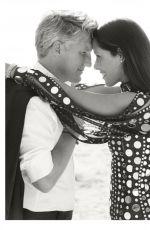 ANA IVANOVIC and Bastian Schweinsteiger in Vogue Magazin, Germany February 2019