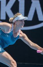 ANASTASIA PAVLYUCHENKOVA at 2019 Australian Open at Melbourne Park 01/16/2019
