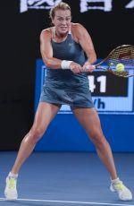 ANASTASIA PAVLYUCHENKOVA at 2019 Australian Open at Melbourne Park 01/21/2019