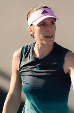 ANDREA PETKOVIC at 2019 Australian Open at Melbourne Park 01/14/2019