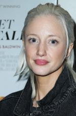 ANDREA RISEBOROUGH at If Beale Street Could Talk Special Screening in Los Angeles 01/08/2019