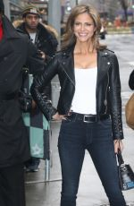 ANDREA SAVAGE Arrives at Build Series in New York 01/08/2019