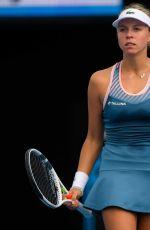 ANETT KONTAVEIT at 2019 Sydney International Tennis 01/09/2019