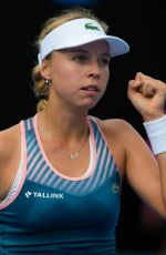 ANETT KONTAVEIT at 2019 Sydney International Tennis 01/09/2019