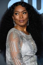 ANGELA BASSETT at 2019 Citics