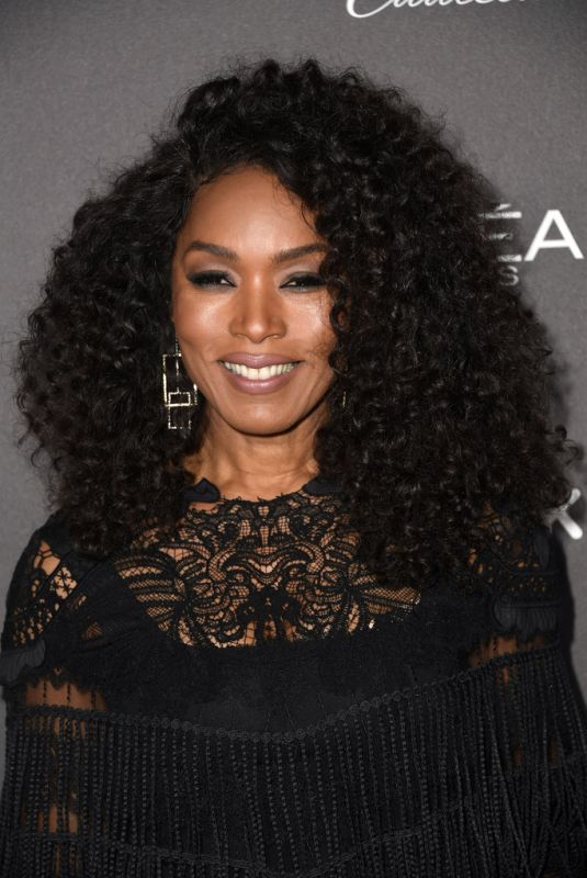 ANGELA BASSETT at Entertainment Weekly Pre-sag Party in Los Angeles 01/26/2019
