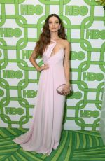 ANGELA SARAFYAN at HBO Golden Globe Awards Afterparty in Beverly Hills 01/06/2019