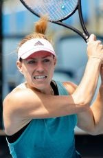 ANGELIQUE KERBER at 2019 Australian Media Day in Melbourne 01/12/2019