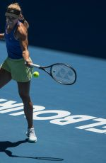 ANGELIQUE KERBER at 2019 Australian Open Practice Session at Melbourne Park 01/13/2019