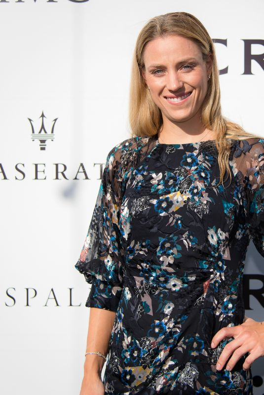 ANGELIQUE KERBER at Crown Img Tennis Party in Melbourne 01/13/2019