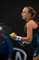 ANNA BLINKOVA at 2019 Australian Open at Melbourne Park 01/16/2019