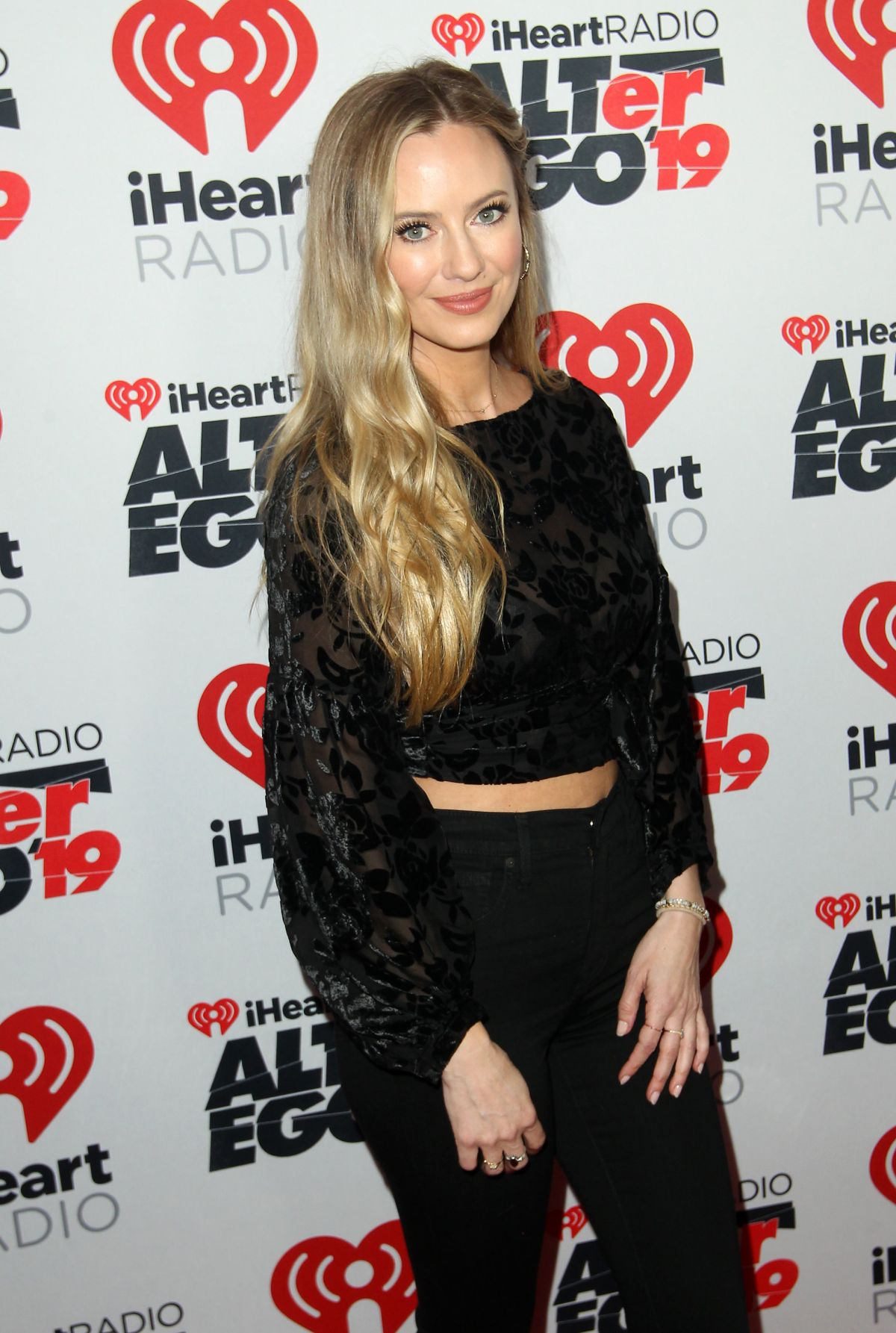 ANNA:IESE PUCCINI at 2019 Iheartradio Alter Ego in Inglewood
