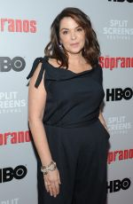 ANNABELLA SCIORRA at The Sopranos 20th Anniversary Panel in New York 01/09/2019